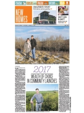 CALGARY HERALD NEW HOMES