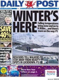 DAILY POST (NORTH WALES) 2020