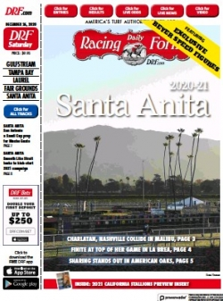 DAILY RACING FORM NATIONAL DIGITAL EDITION 2020
